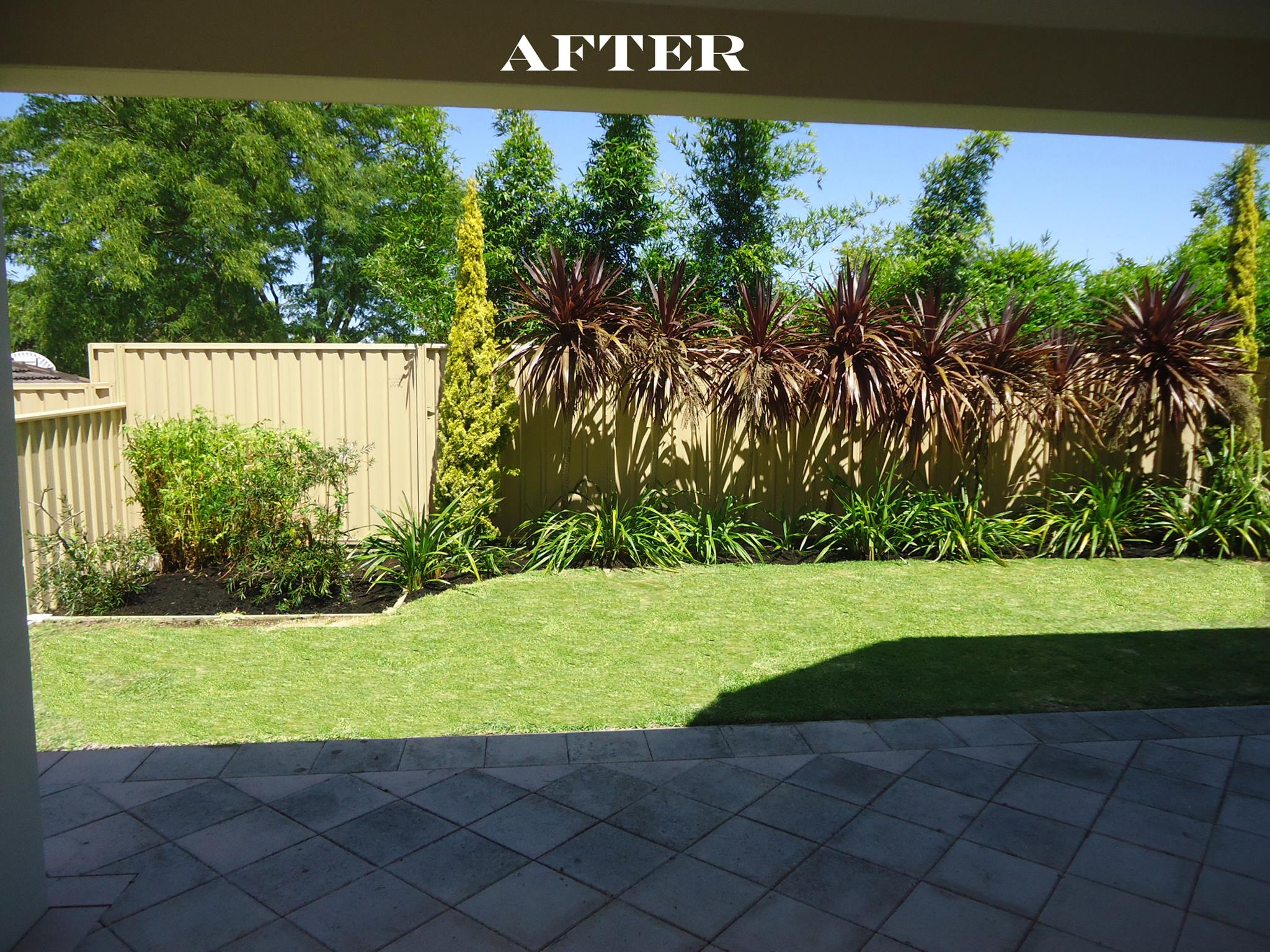 Southside home and garden maintenance perth western for Home and garden maintenance services